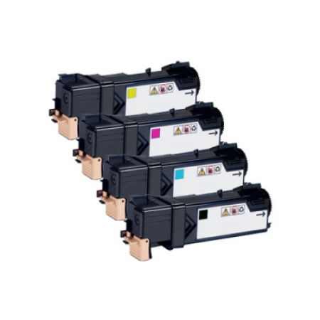 Compatible Xerox 106R01477/78/79/80 Toner Cartridge Multipack BK/C/M/Y