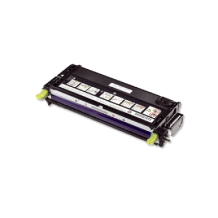 Dell 593-10291 Yellow High Capacity Toner Cartridge