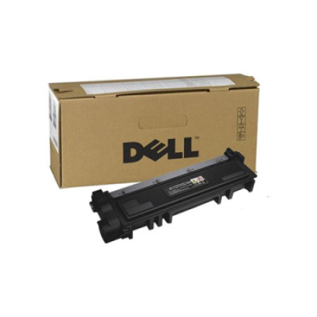 Dell 593-BBLR Black Toner Cartridge