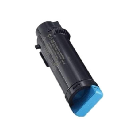 Dell 593-BBSD High Capacity Cyan Toner Cartridge