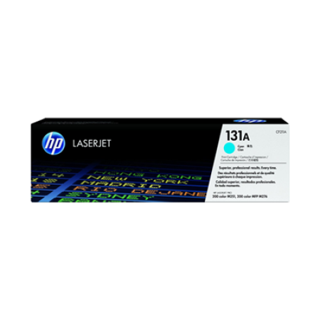 HP 131A CF211A Cyan Toner Cartridge