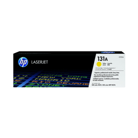 HP 131A CF212A Yellow Toner Cartridge