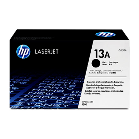 HP 13A Q2613A Black Toner Cartridge