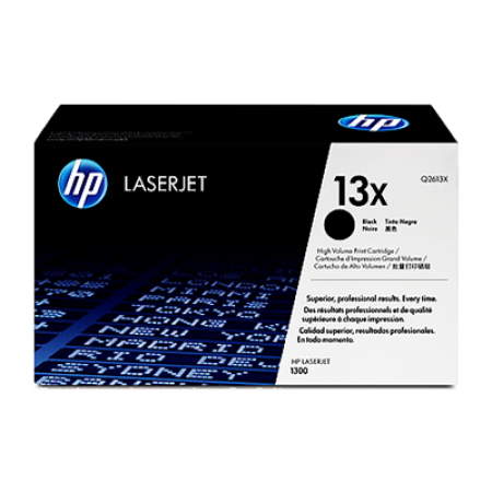 HP 13X Q2613X Toner Cartridge Original
