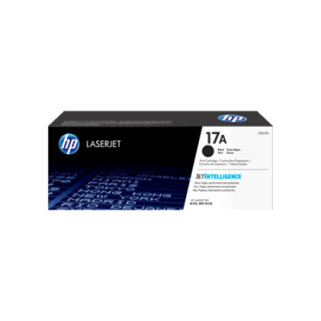 HP 17A CF217A Black Toner Cartridge
