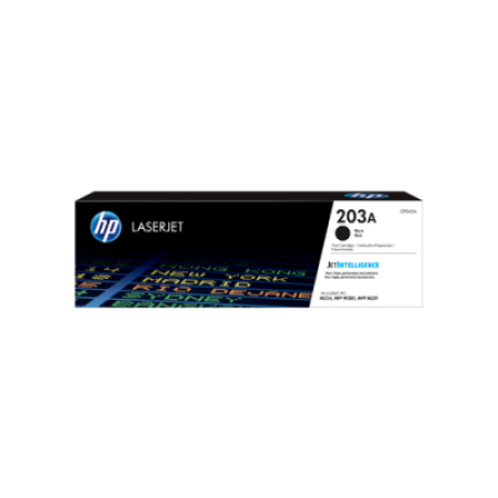 HP 203A CF540A Toner Cartridge Black Original