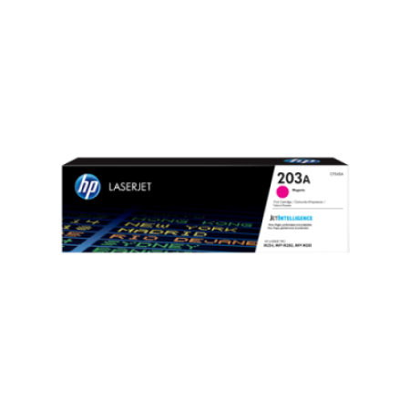 HP 203A CF543A Toner Cartridge Magenta Original