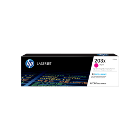HP 203X CF543X Toner Cartridge Magenta High Capacity Original