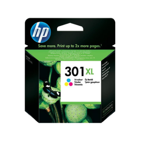 HP 301XL Ink Cartridge Colour