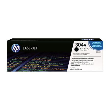 HP 304A CC530A Toner Cartridge Original Black