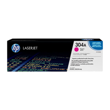 HP 304A CC533A Toner Cartridge Original Magenta