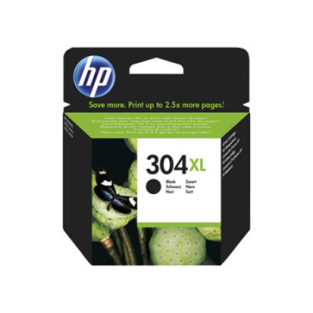 HP 304XL Ink Cartridge Black Original 5.5ml
