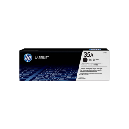 HP 35A CB435A Toner Cartridge Black Original