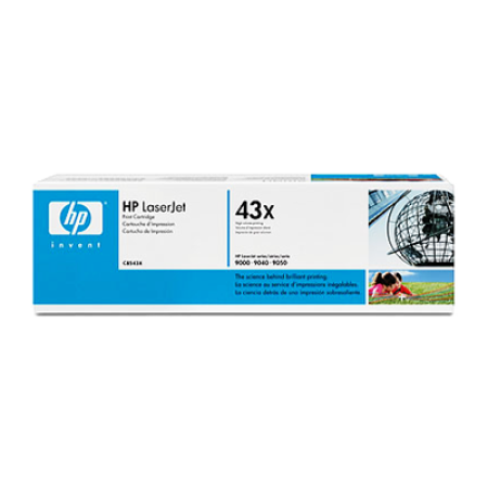 HP 43X C8543X Black Toner Cartridge