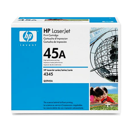 HP 45A Q5945A Black Toner Cartridge