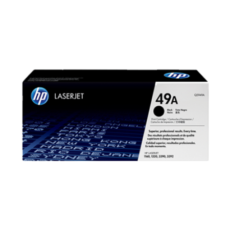 HP 49A Q5949A Toner Cartridge Black Original