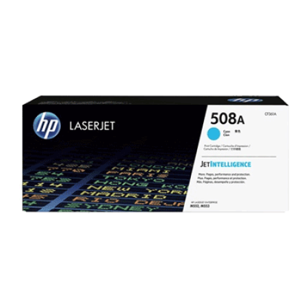 HP 508A CF361A Cyan Toner Cartridge