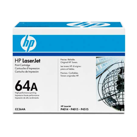 HP 64A CC364A Toner Cartridge