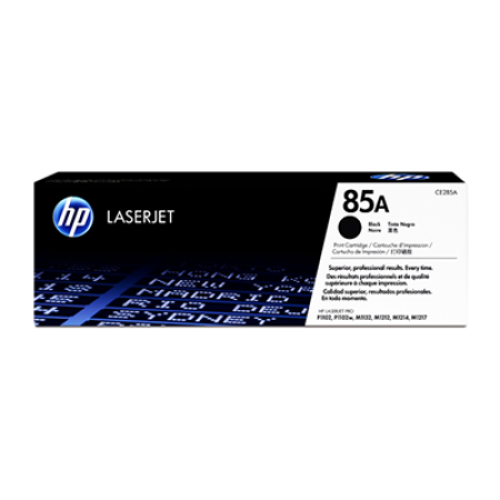 HP 85A CE285A Toner Cartridge Black Original