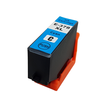 Compatible Epson 378XL T3782 Ink Cartridge Cyan