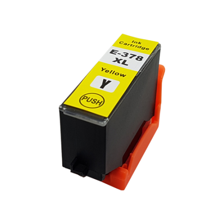 Compatible Epson 378XL T3784 Ink Cartridge Yellow