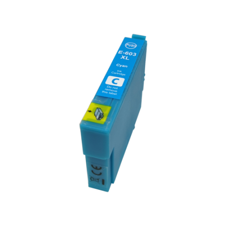 Compatible Epson 603XL Ink Cartridge Cyan High Capacity