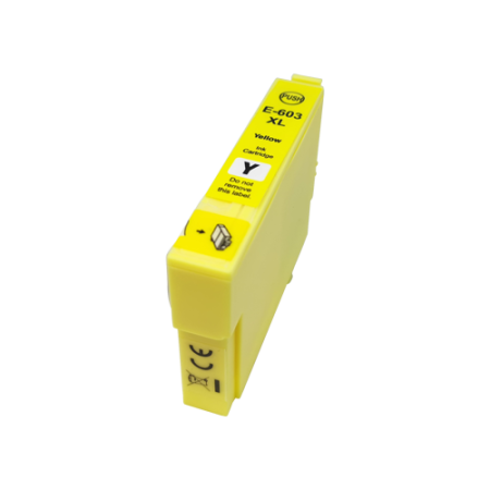 Compatible Epson 603XL Ink Cartridge Yellow High Capacity