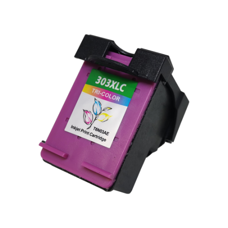 Compatible HP 303XL Ink Cartridge Colour High Capacity 18ml