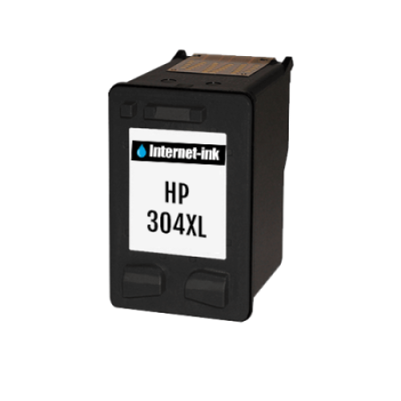 Compatible HP 304XL Ink Cartridge Black 20ml