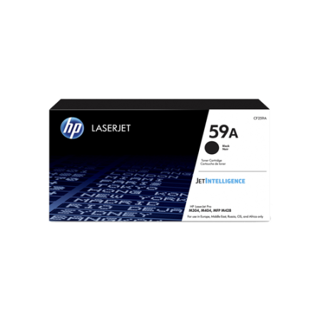 HP 59A CF259A Toner Cartridge Black Original