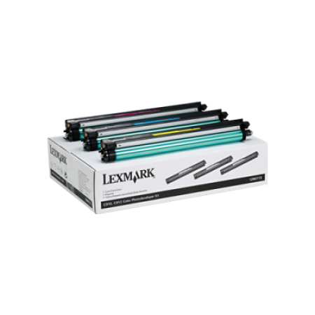 Lexmark 12N0772 Colour Imaging Drum Multipack