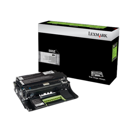 Lexmark 500Z Black Return Imaging Drum Unit