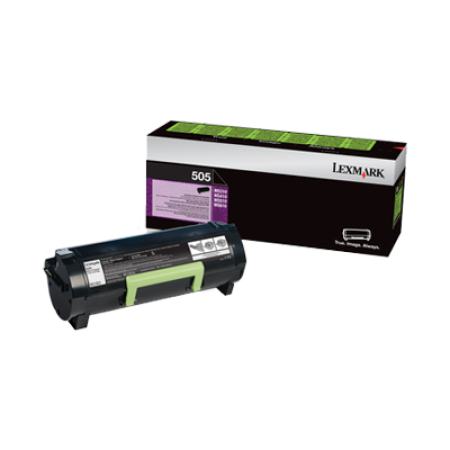 Lexmark 502 Black Toner Cartridge