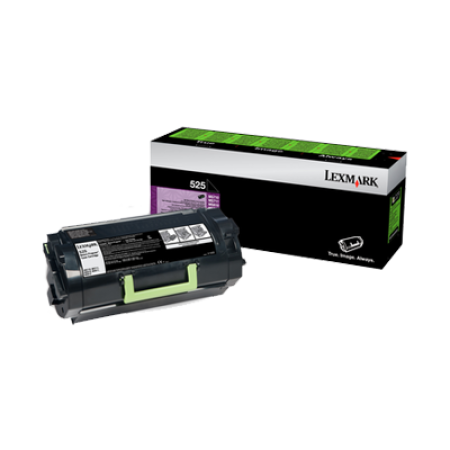 Lexmark 522 Black Toner Cartridge