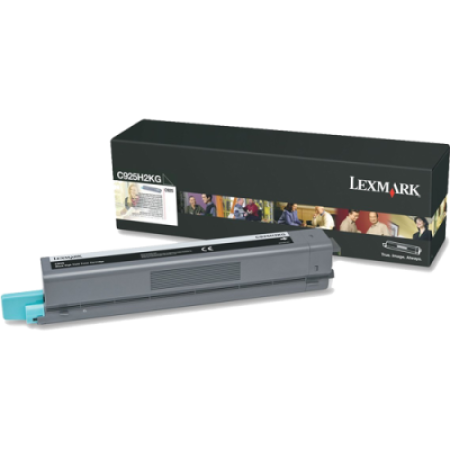 Lexmark C925H2KG Black Toner Cartridge