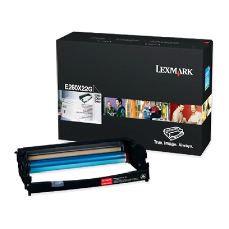 Lexmark E260X22G Image Drum Photoconductor Kit
