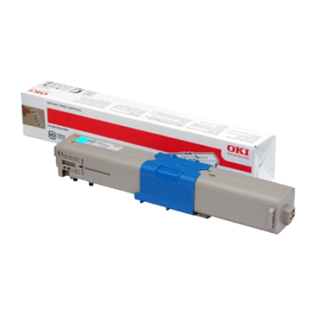 OKI 44469724 Cyan High Capacity Toner Cartridge