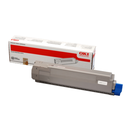 OKI 44643004 Black Toner Cartridge