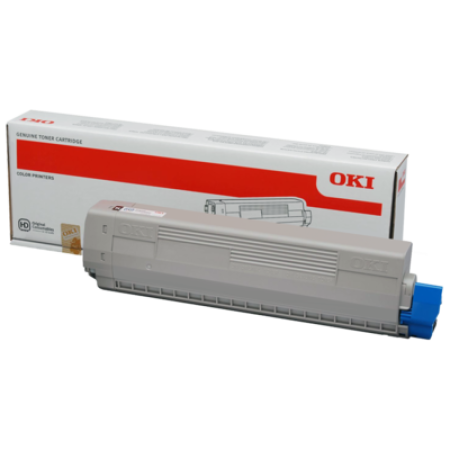 OKI 44844508 Black Toner cartridge