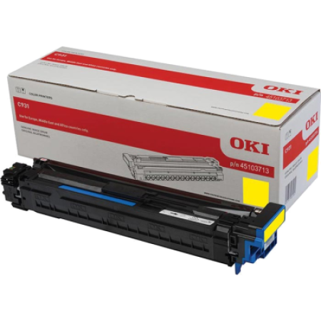 OKI 45103713 Yellow Image Drum Unit