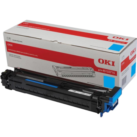 OKI 45103715 Cyan Image Drum Unit