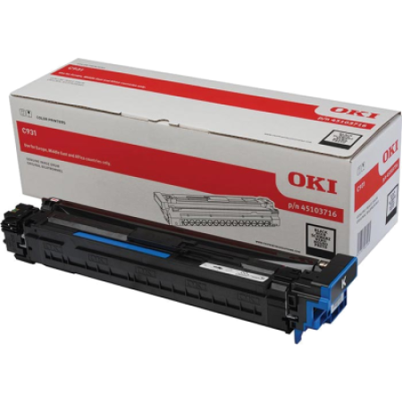 OKI 45103716 Black Image Drum Unit