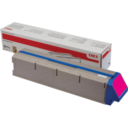 OKI 45536506 High Capacity Magenta Toner cartridge
