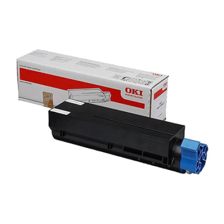 OKI 45807106 High Capacity Black Toner Cartridge