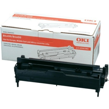 OKI 43501902 Black Image Drum Unit