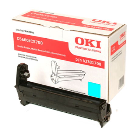 OKI 43381707 Cyan Drum Unit