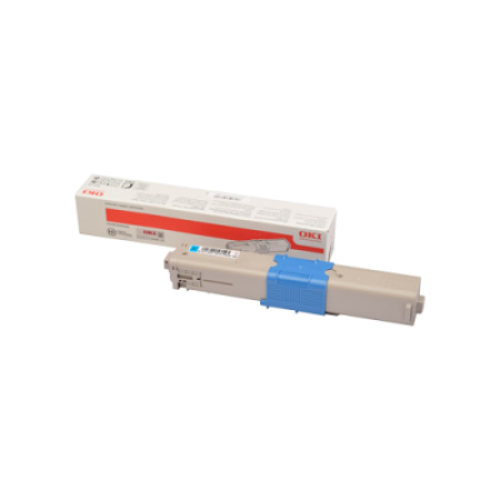OKI 46508711 High Capacity Cyan Toner Cartridge