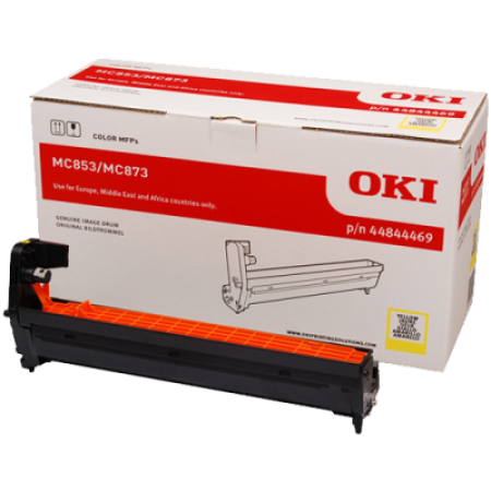 OKI 44844469 Yellow Image Drum Unit