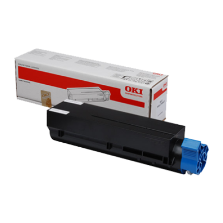 OKI 44574702 Black Toner Cartridge