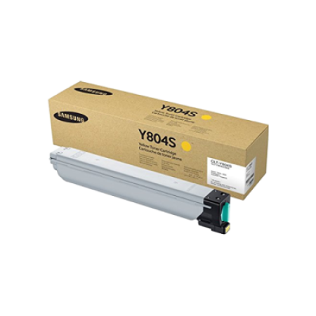 Samsung CLT-Y804S Yellow Toner Cartridge